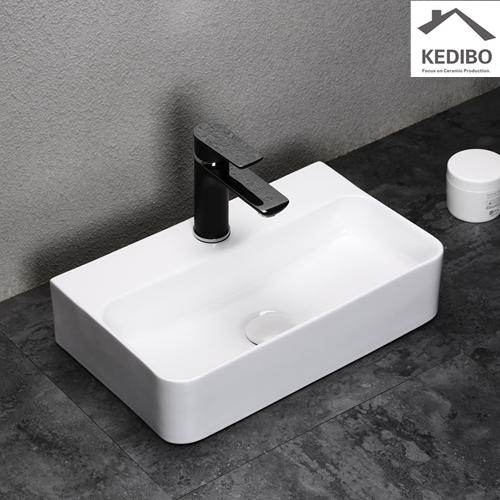 custom above counter sink order now for shopping mall