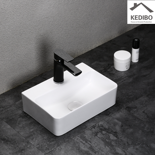 KEDIBO different types stylish wash basin exporter for shopping mall-1