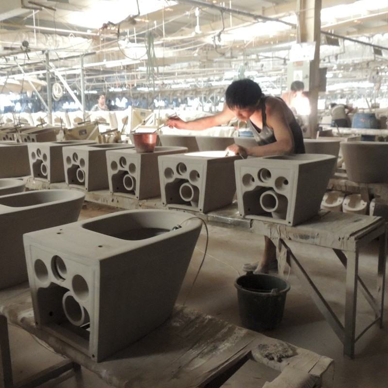 KEDIBO hot-sale wash down toilet model for shopping mall-6