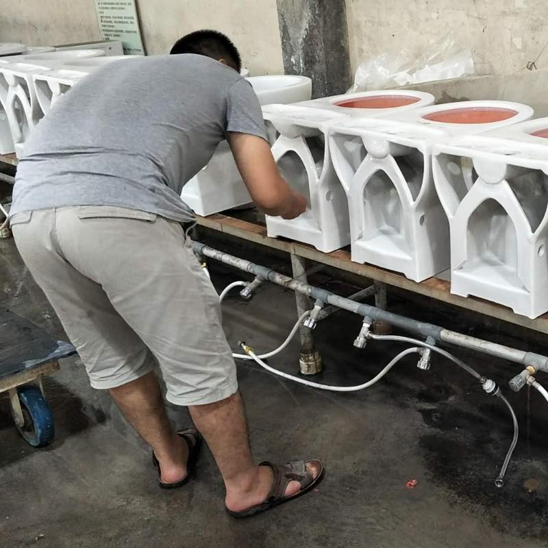 KEDIBO hot-sale wash down toilet model for shopping mall-9
