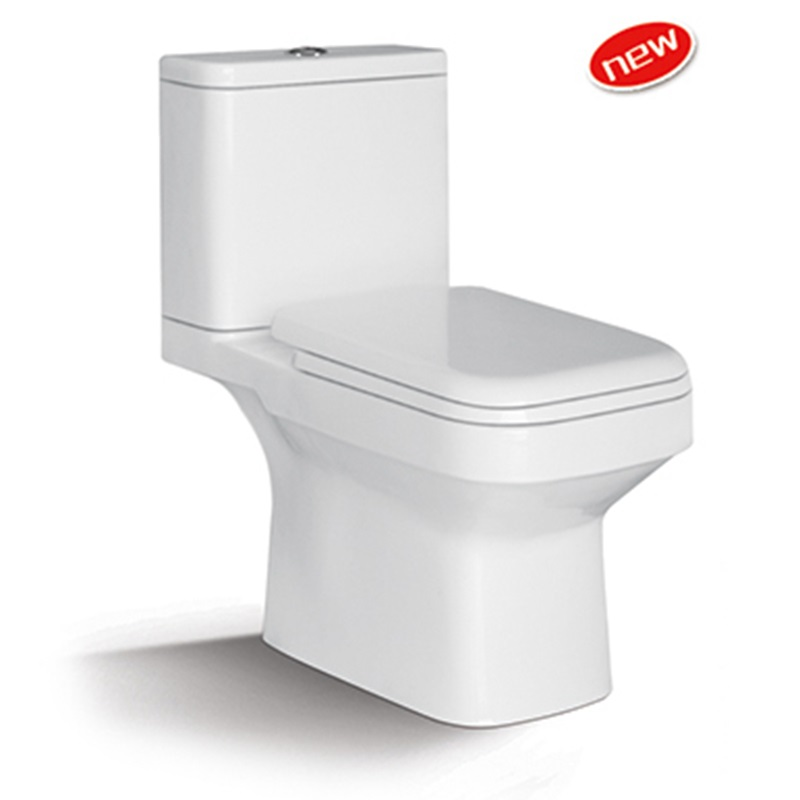 fashionable 1 piece toilet square producer for shopping mall-1
