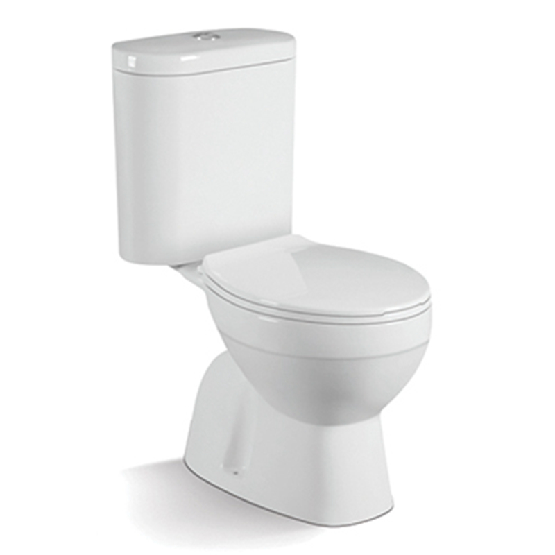 high-quality 1 piece toilet porcelain producer for hotel-1