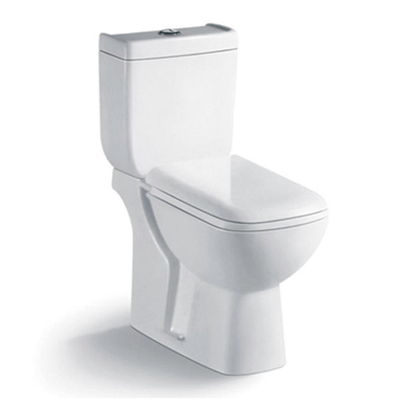 Washdown Two-piece Porcelain Water Closet 040