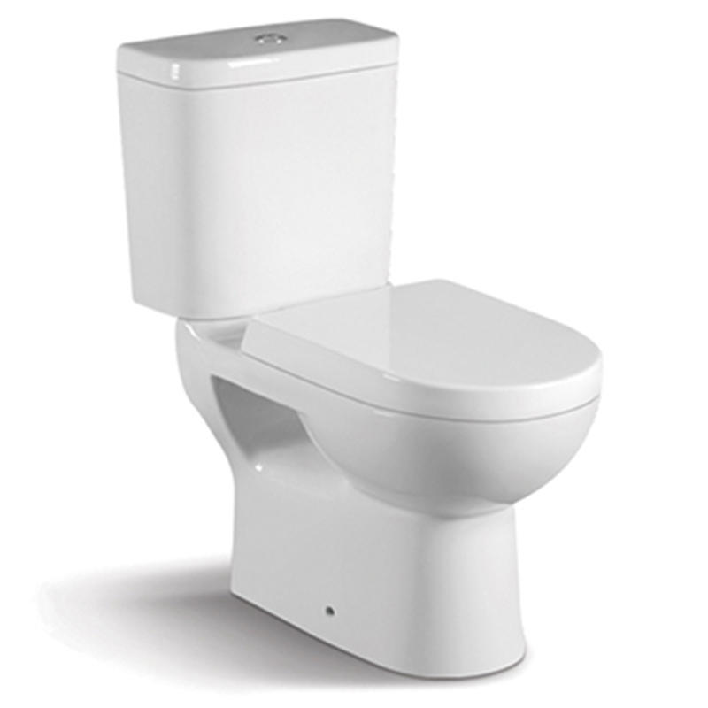 Export Africa  Two-piece  Toilet Commode 065
