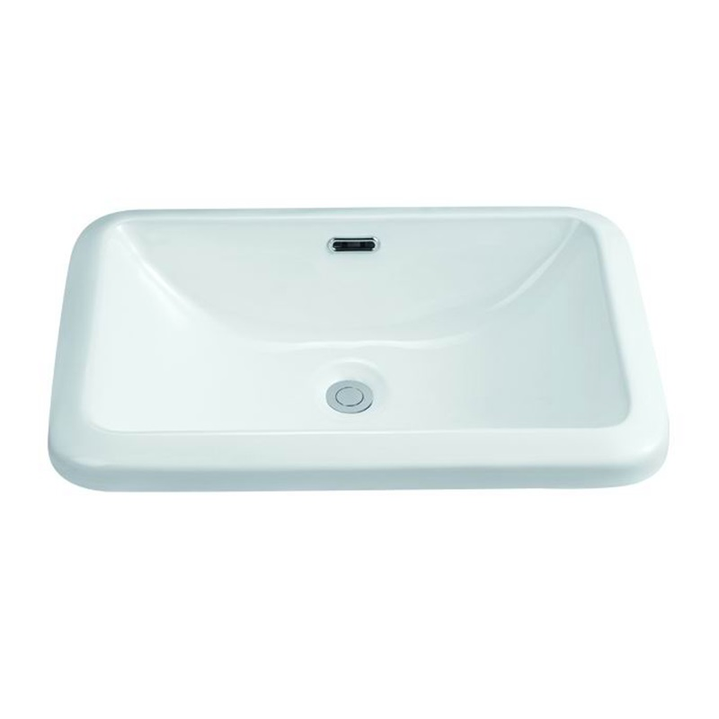 KEDIBO new-arrival oval undermount bathroom sink factory price for apartment-1