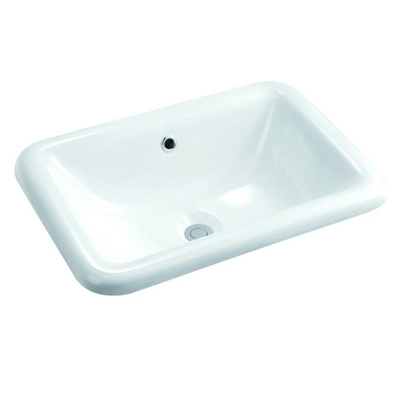 KEDIBO hot-sale oval undermount bathroom sink export for public washroom-5