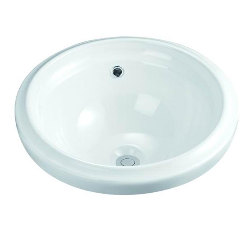 440x440 Round Bathroom Above Counter Top Basin Sink 120-1