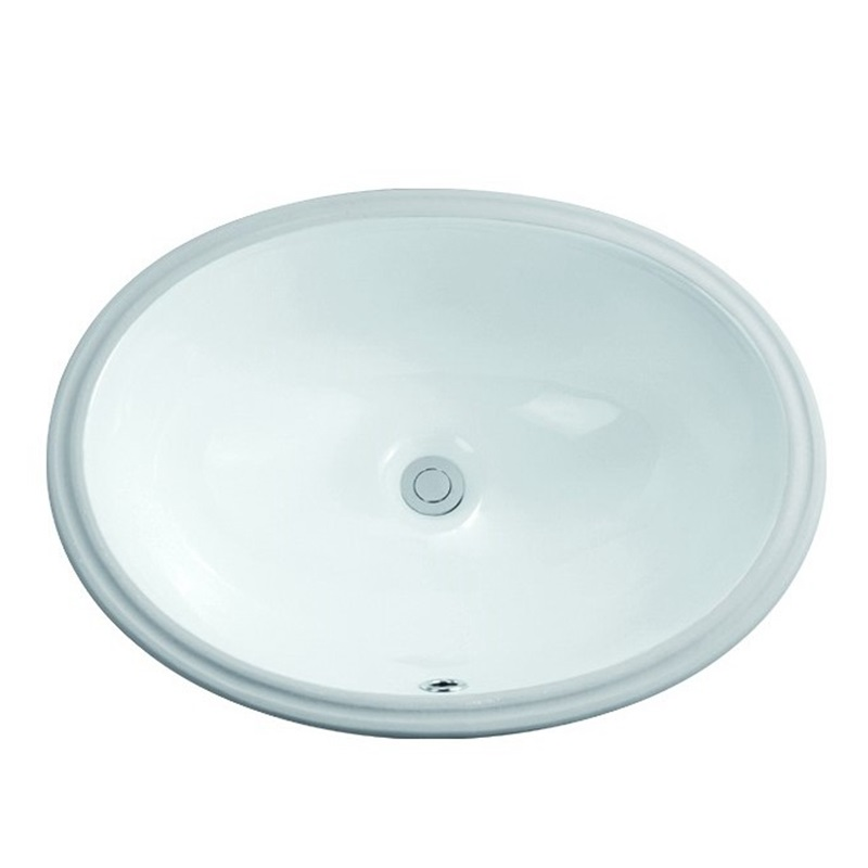 KEDIBO washing oval undermount bathroom sink free quote for hospital-1