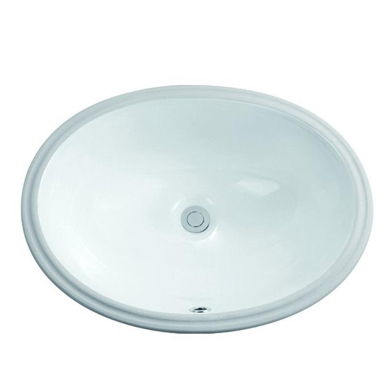500X390 Bathroom Drop In Hand Wash Basin Sink 2-2003