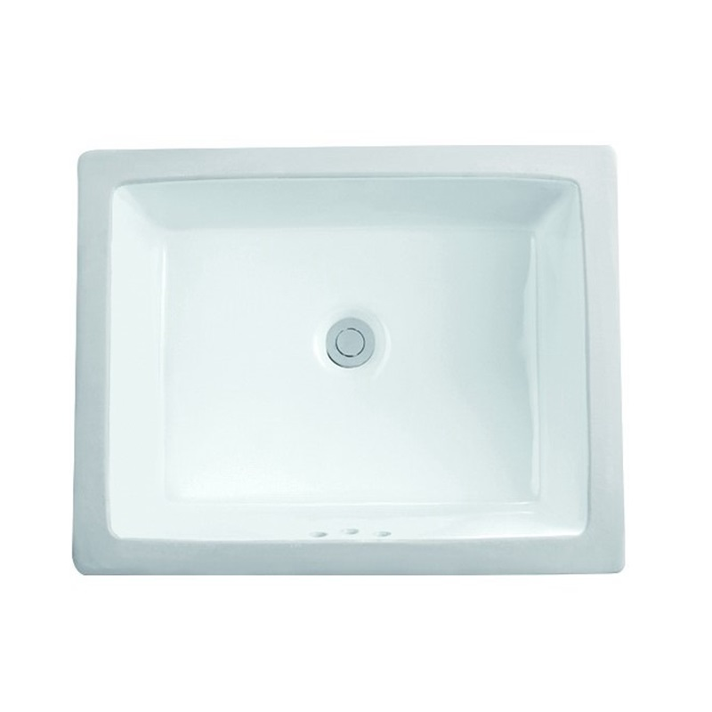 505X400 Square Washroom Classical Europe Under Mounted Basin Sink 2-2015-5