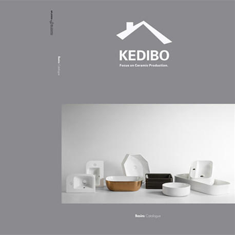 Keidbo catalog (2018 new) -Shape classification