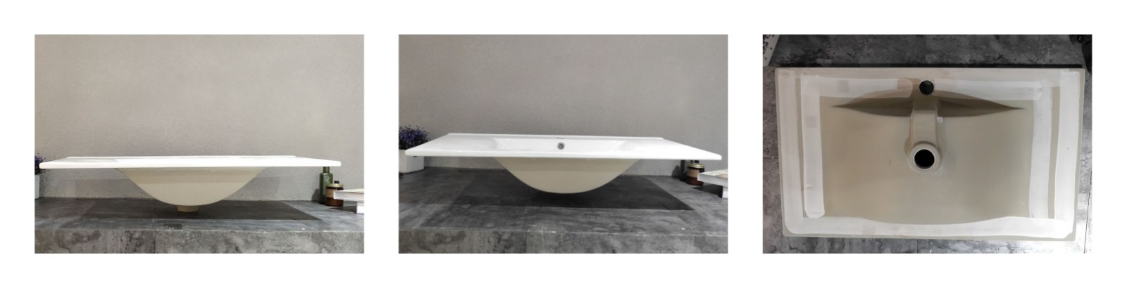 KEDIBO unique design wash basin with cabinet shop now for office building-7