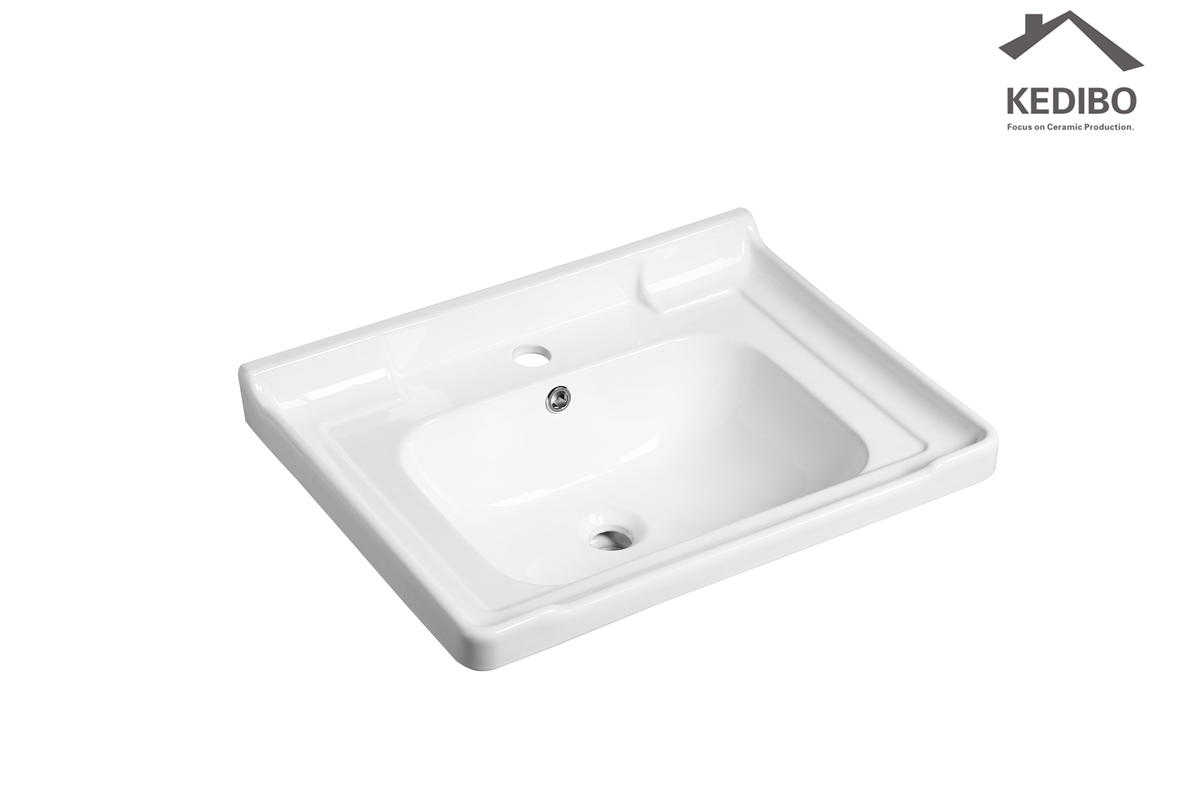 605 / 810 length Bathroom Cabinet Basin (601/801)