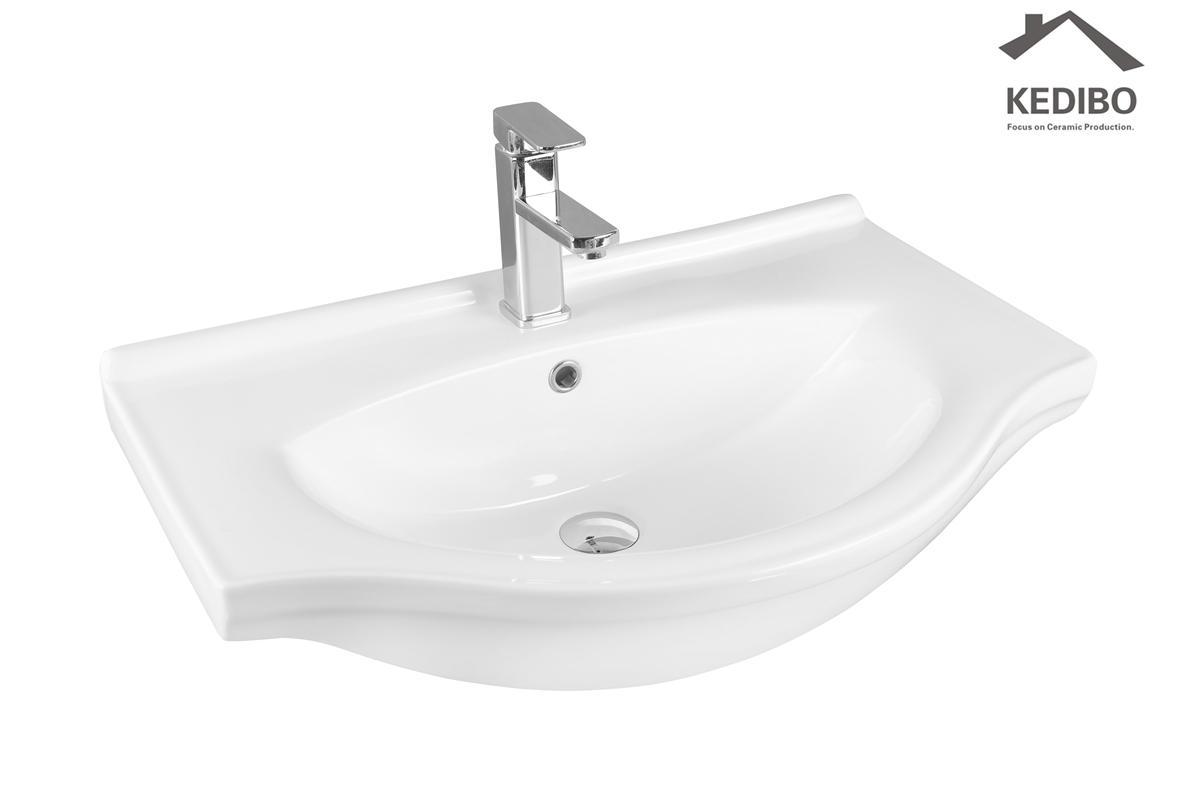 popular cabinet basin length overseas market for bathroom