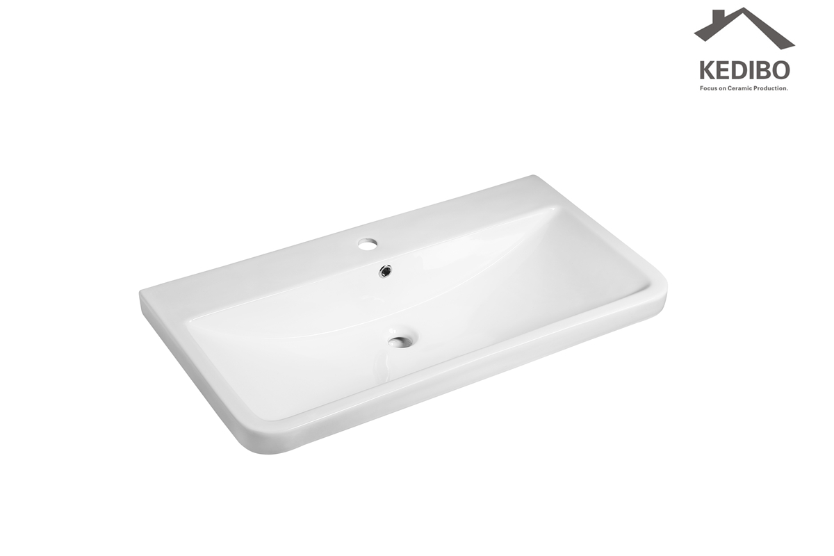 KEDIBO cabinet wash basin with cabinet buy now for office building-2