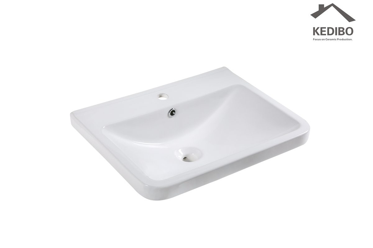 KEDIBO cabinet wash basin with cabinet buy now for office building-1