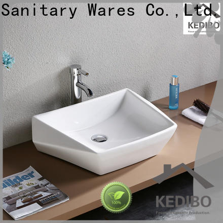 KEDIBO art deco basin great deal for shopping mall