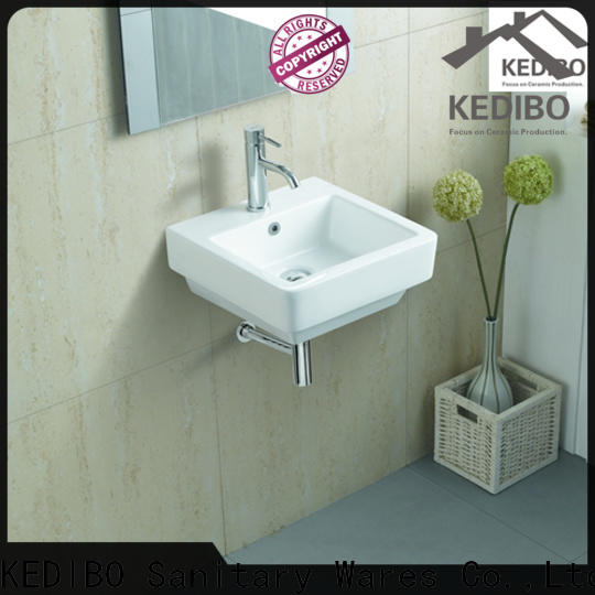 different style ceramic wall hung basin washing marketing for public washroom