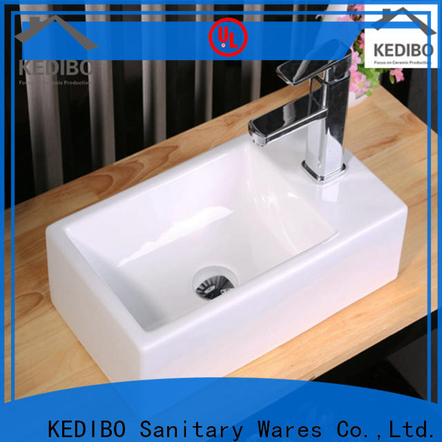 classical design wall mounted basin classical bulk production for commercial hotel