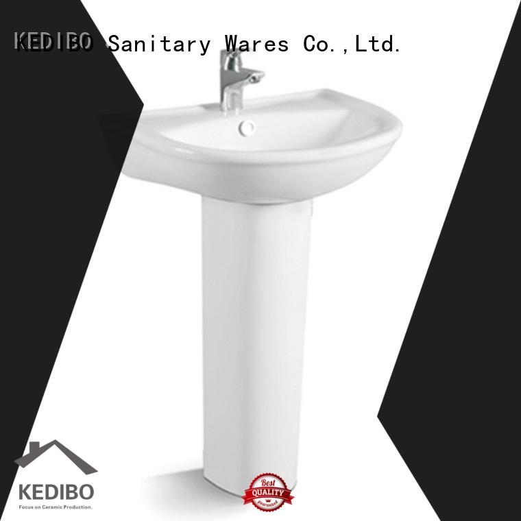 575x470 Outdoor Wash Basin With Pedestal 001B