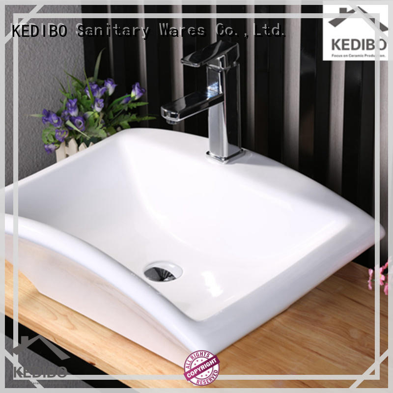 KEDIBO stylish basin exporter for shopping mall