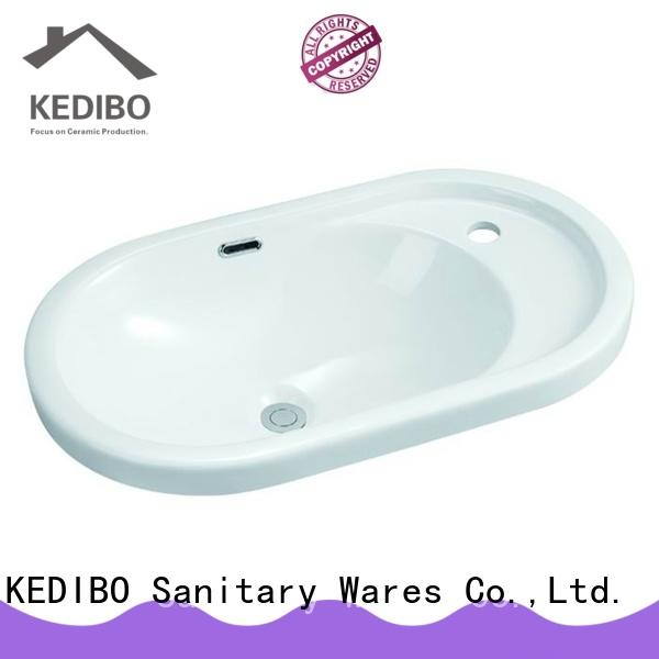 KEDIBO cloakroom under counter basin free design for school