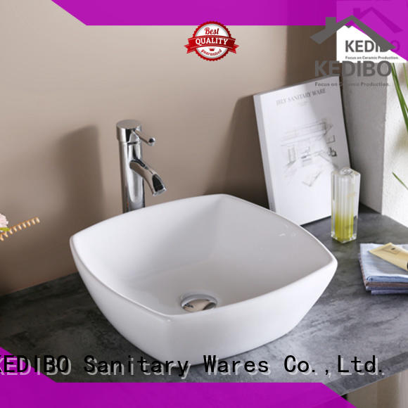 KEDIBO different types washroom basin exporter for toilet