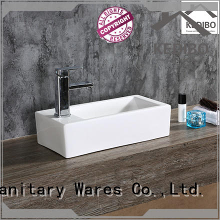 KEDIBO custom above counter sink great deal for shopping mall
