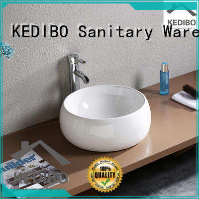 KEDIBO table top wash basin exporter for washroom