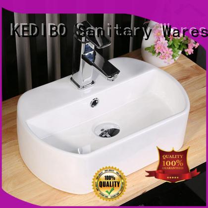 Wholesale above ceramic art basin KEDIBO Brand