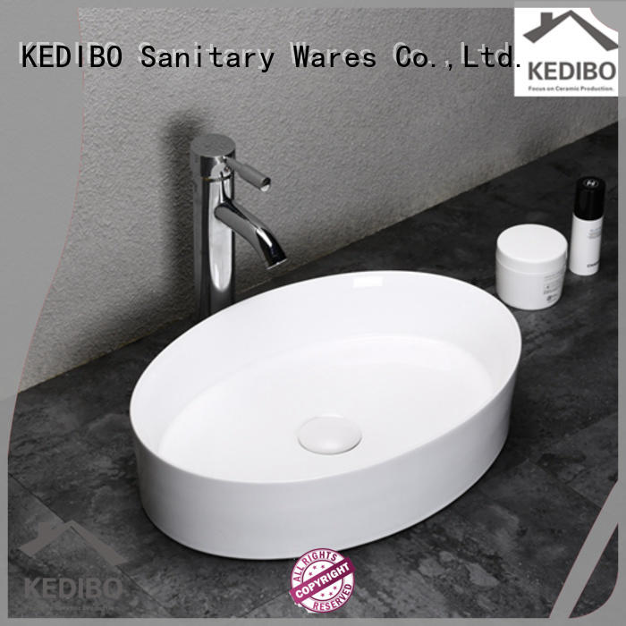 KEDIBO porcelain basin great deal for shopping mall