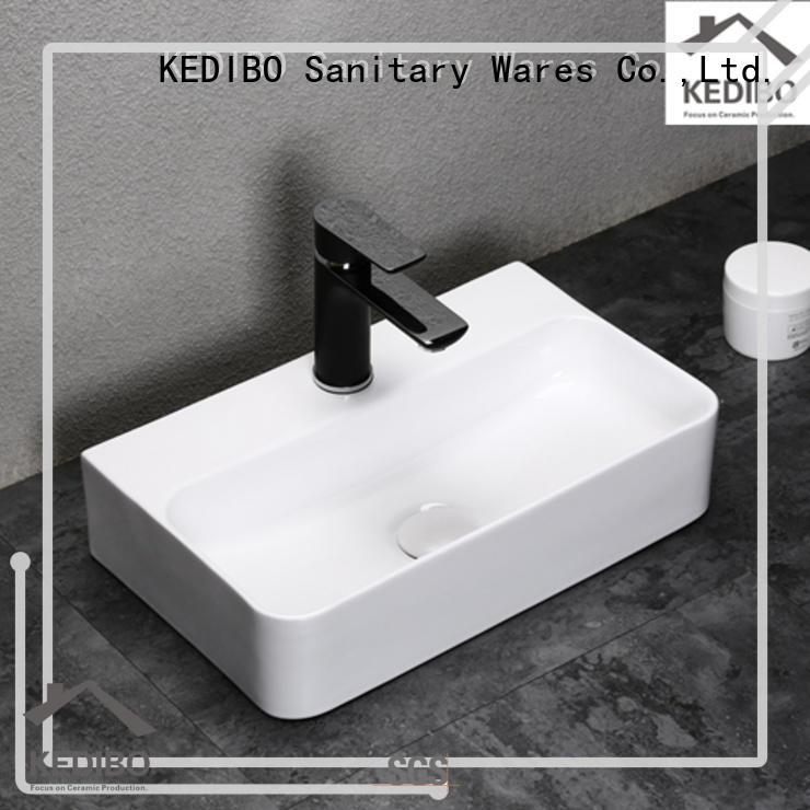 KEDIBO modern new bathroom sink for hotel