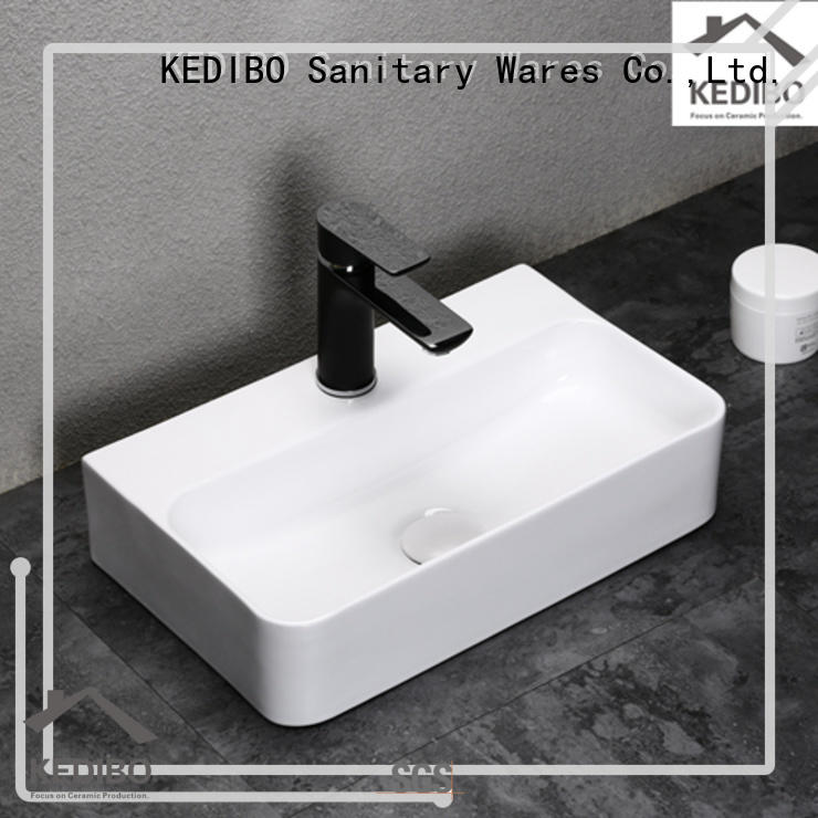 KEDIBO modern new bathroom sink for hotel