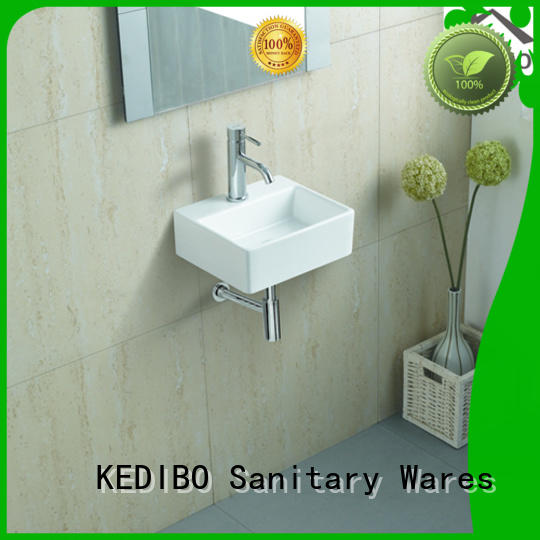 Hot wall hung wash basin elegant KEDIBO Brand