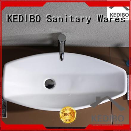 KEDIBO Brand thin top art basin pattern factory