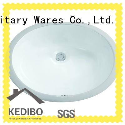 KEDIBO high-quality under counter basin for wholesale for public washroom