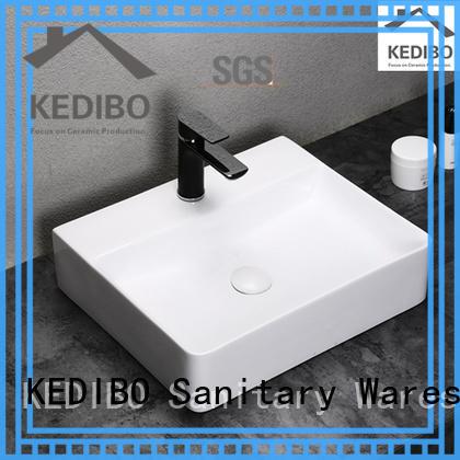 KEDIBO bathroom sink bowls exporter for shopping mall