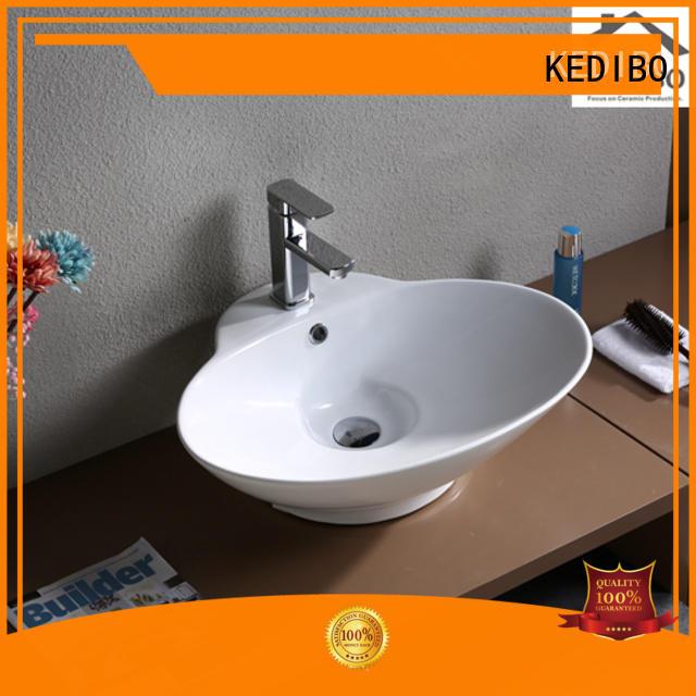 finish counter art basin wash KEDIBO company