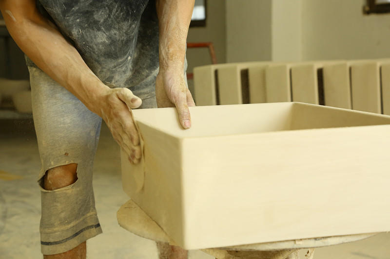 KEDIBO useful ceramic wall hung basin grab now for commercial apartment-3