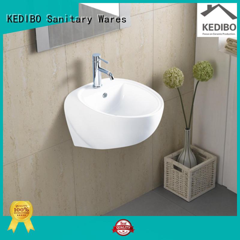 Hot wall hung wash basin simple KEDIBO Brand