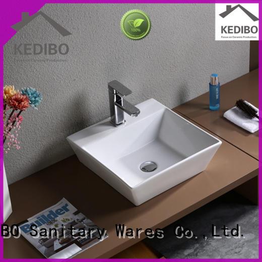 KEDIBO fashion bathroom sink basin for super market