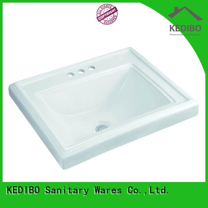 good-looking oval undermount bathroom sink counter export for shopping mall