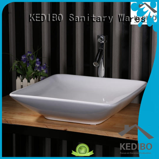 KEDIBO good look porcelain basin export for hotel