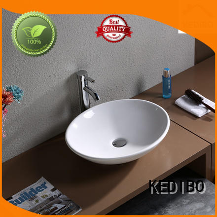 high-quality oval wash basin size buy now for apartment KEDIBO