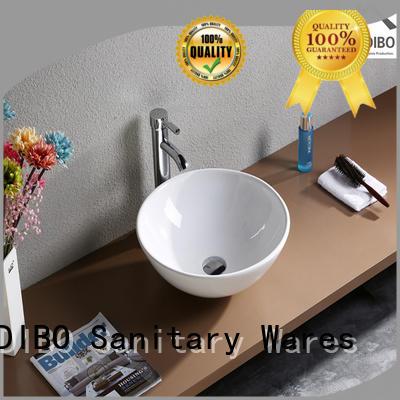 mango rectangular drop in bathroom sinks export for residential building KEDIBO
