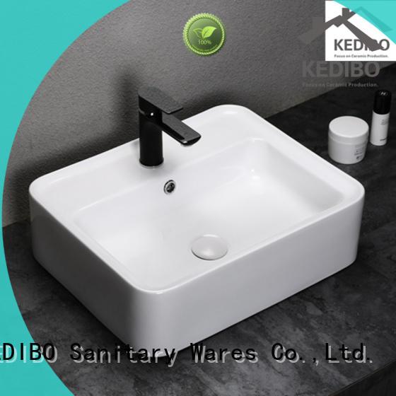 KEDIBO top mount sink exporter for toilet