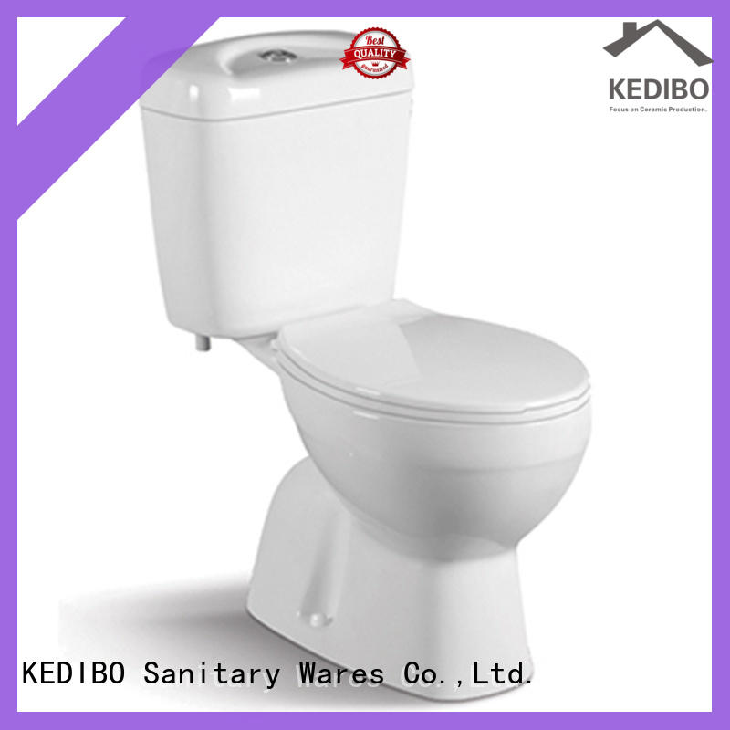 KEDIBO high-quality two piece toilet dropshipping for hospital