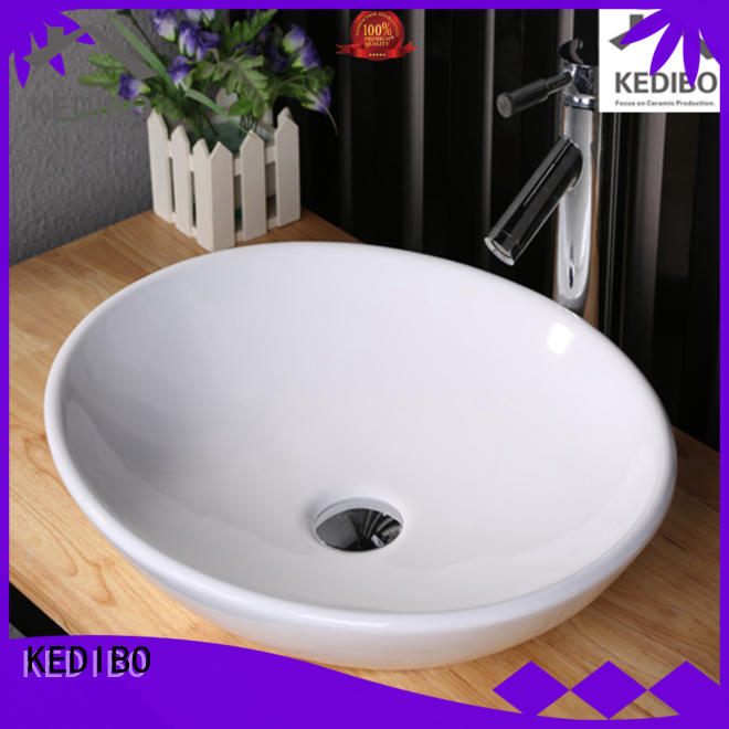 Hot pattern toilet wash basin design deep KEDIBO Brand