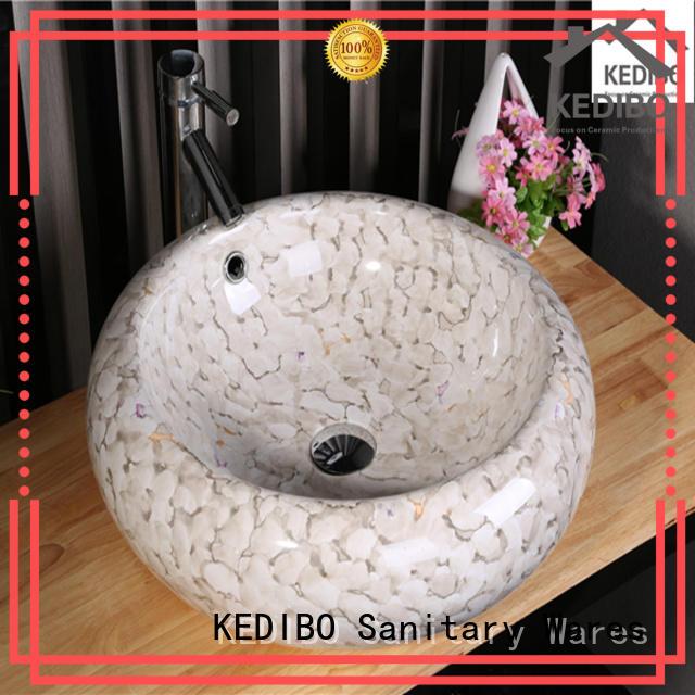 basn gold thick art basin square KEDIBO