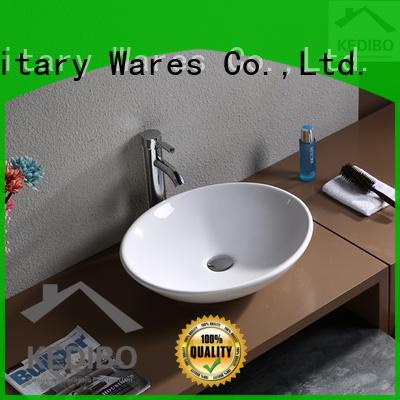 KEDIBO table top wash basin great deal for shopping mall